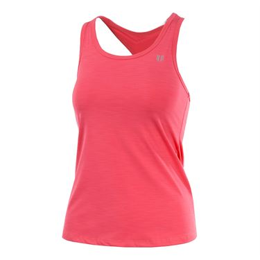 Eleven Goddess Race Day Tank - Coral