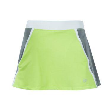 Eleven Hari 13 Inch Verge Skirt - Sharp Green