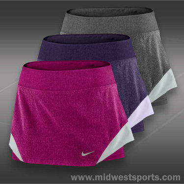Nike Heathered Woven Skirt