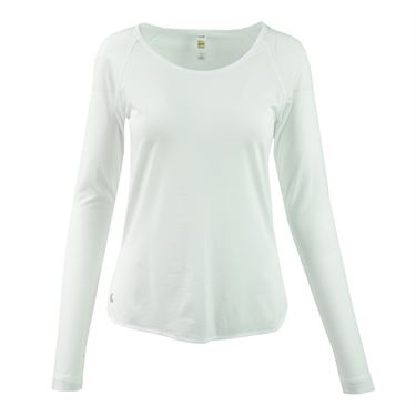 Lole Kendra Top - White Heather