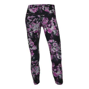 Lole Eliana Crop Pant - Black Spring Bloom