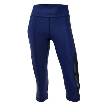 Lole Run Capri Pant - Blue Ankara