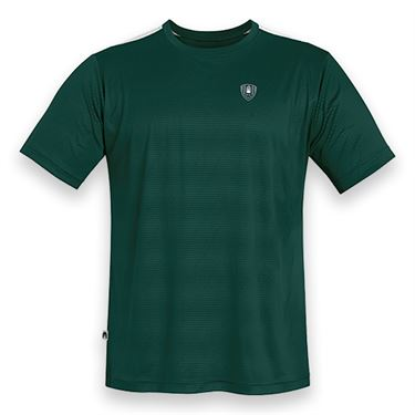 DUC Traction Tennis Crew - Pine/White