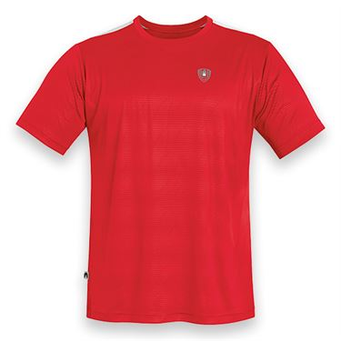 DUC Traction Tennis Crew - Red/White