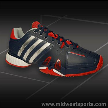 adidas Barricade 7.0 Novak Mens Tennis Shoe
