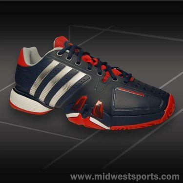 adidas Barricade 7.0 Novak Mens Tennis Shoe