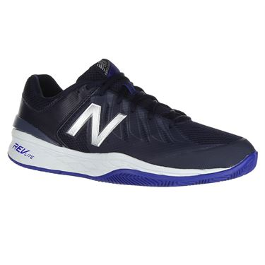 New Balance MC1006PU (D) Mens Tennis Shoe - Pigment/UV Blue