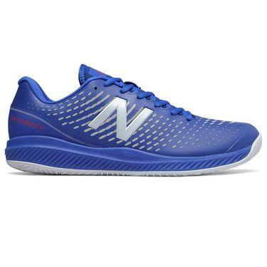 New Balance MCH796C2 Mens Tennis Shoe D Width Blue/Red MCH796C2 D