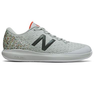 New Balance 996v4 (2E) Mens Tennis Shoe - Grey/Flame