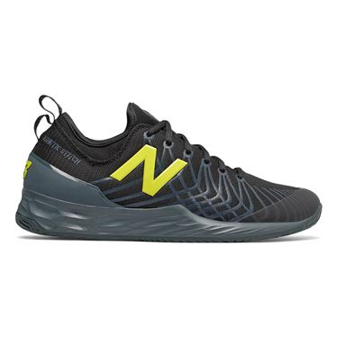 New Balance MC LAV (D) Mens Tennis Shoe - Black/Iodine Violet