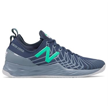 New Balance MCHLAVNB (2E) Mens Tennis Shoe - Vintage Indigo/Reflection