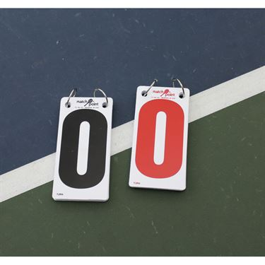 Match Point Professional Model Game Score Cards