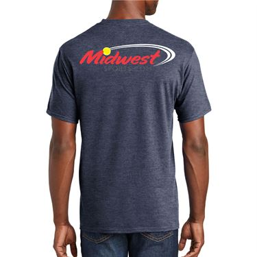 Midwest Sports Pure Tennis Tee