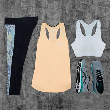 Nike + Under Armour + Tail + Asics Summer 2018