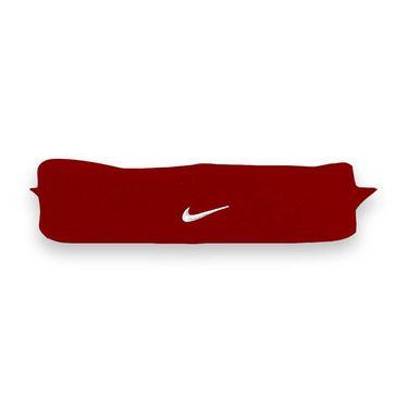 Nike Dri-fit Lazo De La Cabeza De Color Rojo 2,0 Varsity