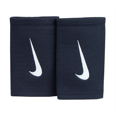 Nike Core Stealth Doublewide Wristbands - Black/White