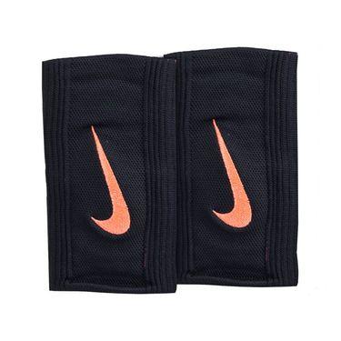 Nike Premier Reveal Doublewide Wristbands - Black/Lava Glow