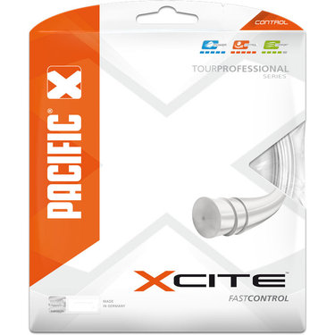 Pacific X Cite 16L Tennis String