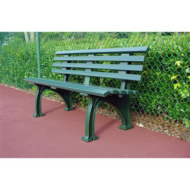 Putterman 4 foot Courtside Bench