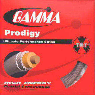 Gamma Prodigy 17G Tennis String