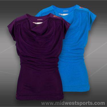 adidas Girls adiZero Cap Sleeve Top