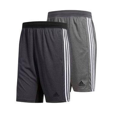 adidas Sport 3 Stripe 9 Inch Short