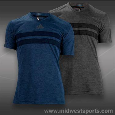 adidas Andy Murray Barricade Shirt -Blue