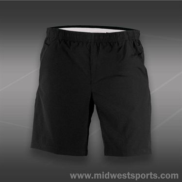 Lotto Player 8 Inch Short-Black