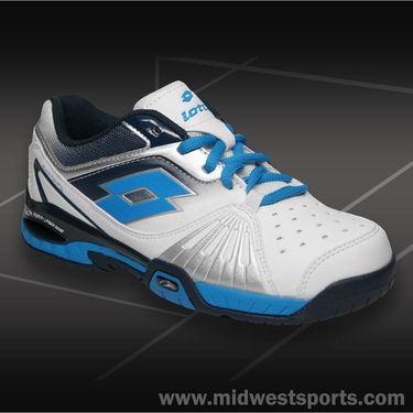 Lotto Raptor Ultra IV Junior Tennis Shoe