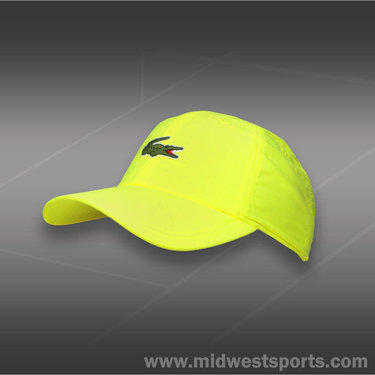 Lacoste Sport Hat-Yellow