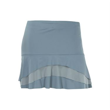Denise Cronwall Rhapsody Tier Skirt - Grey