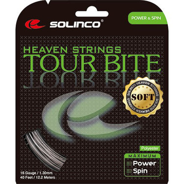 Solinco Tour Bite Soft Tennis String 16G