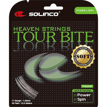 Solinco Tour Bite Soft Tennis String 17G