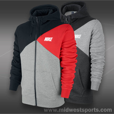 Nike Club Colorblock Hoody