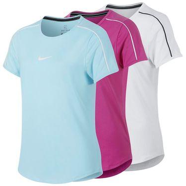 Nike Girls Court Dri-FIT Top