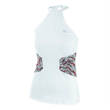Eleven Sprint Apex Tank - White