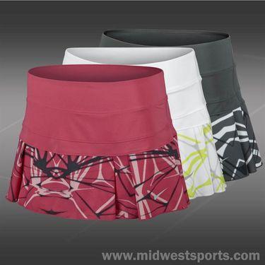 Nike Printed Pleated Woven Skirt