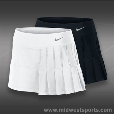 Nike Pintuck Pleated Woven Skirt