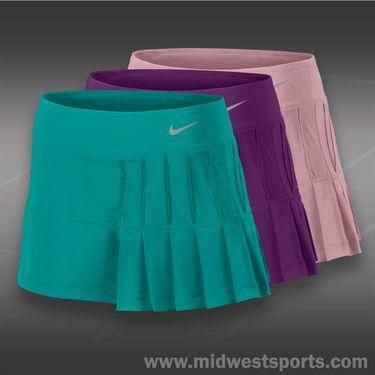 Nike Pintuck Pleated Woven Skirt