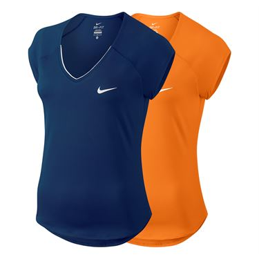 Nike Pure V Neck Top