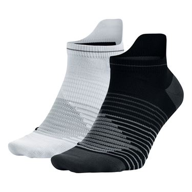 Nike Unisex Performance Lightweight No Show Running Socks