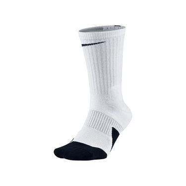 Nike Dry Elite 1.5 Crew Sock - White/Black