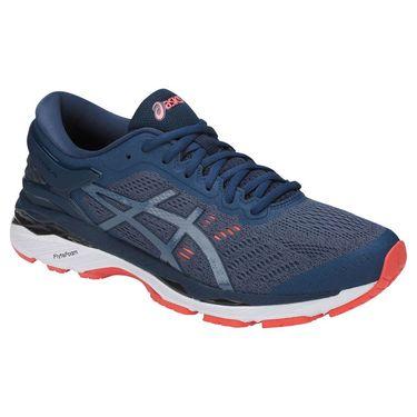 Asics Gel Kayano 24 Mens Running Shoe - Smoke Blue/Dark Blue