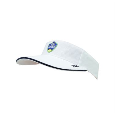 Fila W&S Open 2017 Volunteer/Chair Replica Visor - White