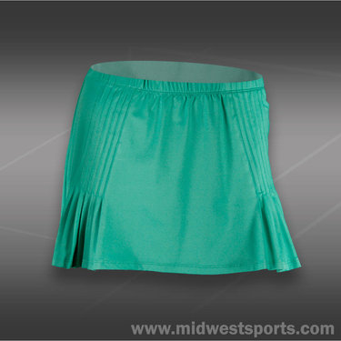 Tail Summer Lovin Pintuck Skirt-Green