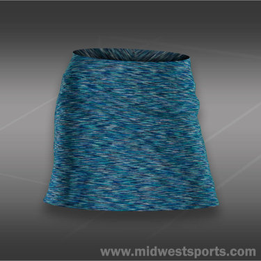 JoFit Hermosa Beach Space Dye Tennis Skirt