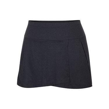 Tail Enchantment A-Line Skirt - Black Heather