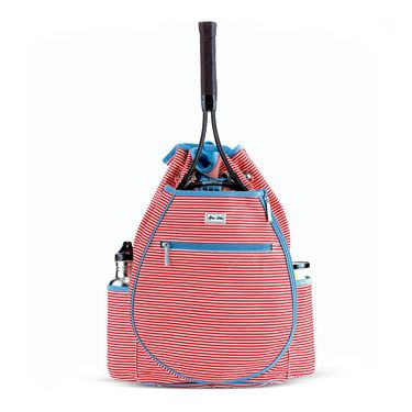 Ame and Lulu Kingsley Blaine Tennis Backpack