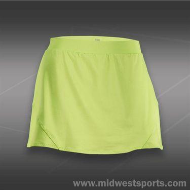 Tail Stadium Ace Back Flounce Skirt-Neon Green