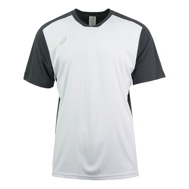 Asics Centerline Jersey Crew - Steel Grey